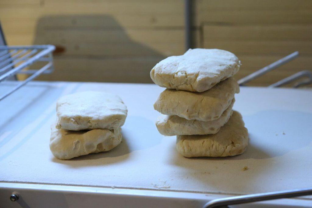 Rosemont Market 45 Pies dough ready