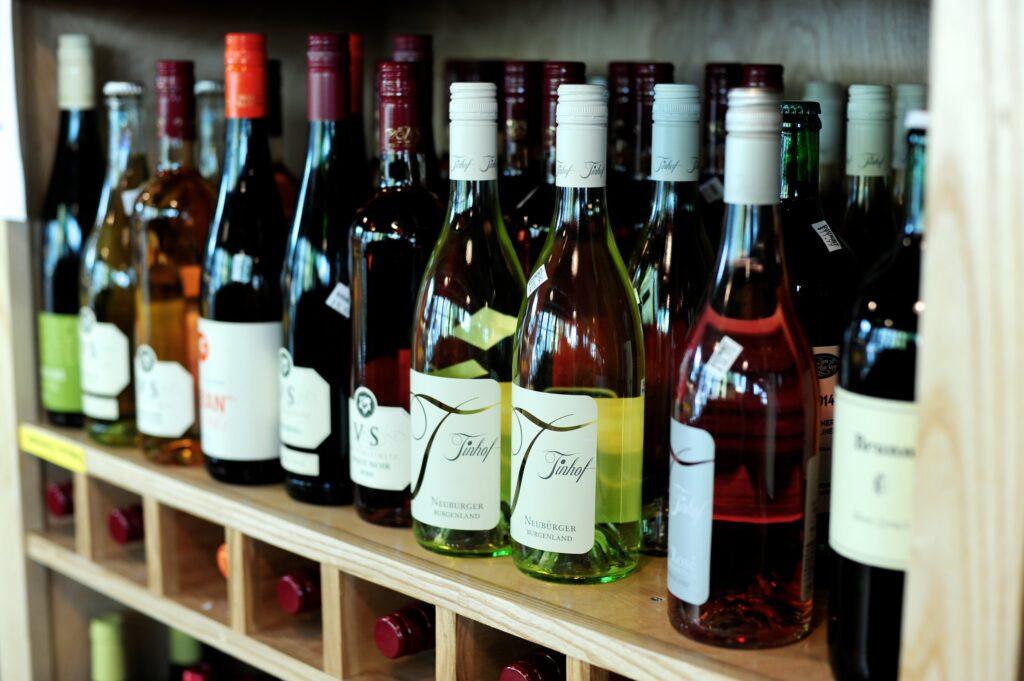 Rosemont Wine Selection