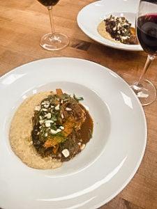 Lamb Ragu plated for recipe 3