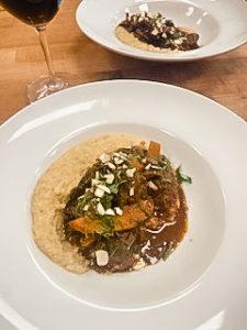 Lamb Ragu plated for recipe 2