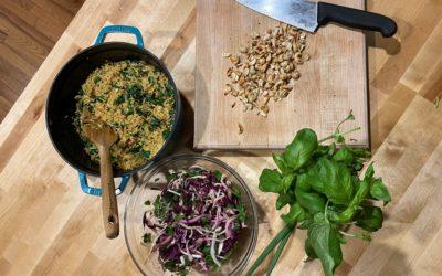 Meatless Monday Vegetarian Fried Rice Recipe